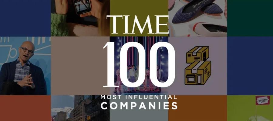 《时代》全球100大最具影响力企业:华为、阿里、腾讯上榜