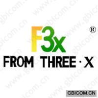 FROM THREE·X